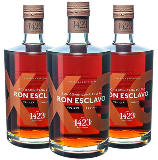 RON ESCLAVO XO - 23 AÑOS